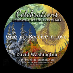 Give and Receive in Love (2019) pkg Celebrations and Holidays