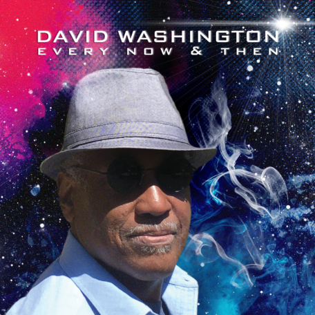 This music CD from David Washington Music, Every Now and Then is an uplifting album of jazzy rock music and spiritual themes.
